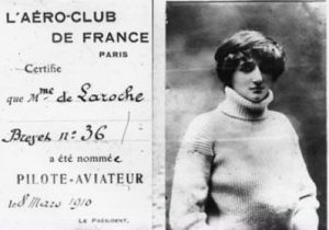 Raymonde de Laroche
