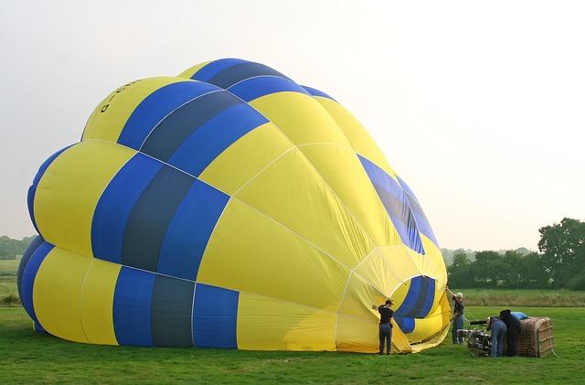 Airventure - Montgolfière