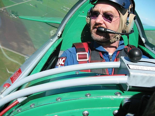 Sport Extrême - Pilote de Voltige Aérienne
