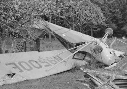 Erreurs de Pilotage - Crash